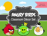 ~Angry Birds~ Classroom Decor Pack