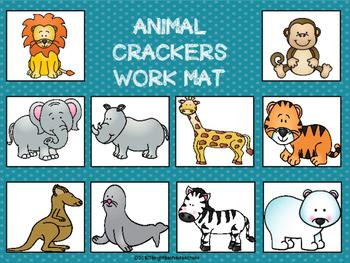 {{Animal Cracker Math, Literacy, and Science Bundle}}