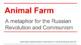 """Animal Farm"" Literature Circle Novel Unit"