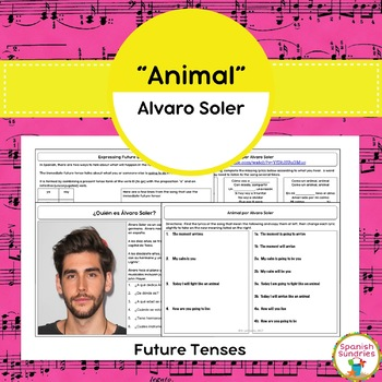 """Animal"" and Future Tenses"
