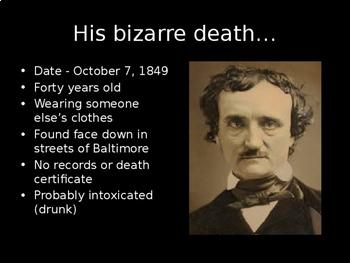 """""""Annabel Lee"""" by Edgar Allan Poe Bundle"""