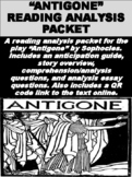 """Antigone"" Reading Analysis Packet"