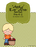 """""""Appily"""" Ever After Apple Glyph"""
