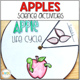 Apple Science Experiments Life Cycle Activities and Centers for K-2