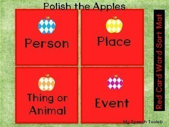"""""""Comparing Apples"""" - A Game Companion for Vocabulary Intervention"""