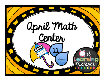 {April} Math Center
