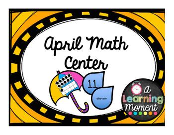 {April} Math Center