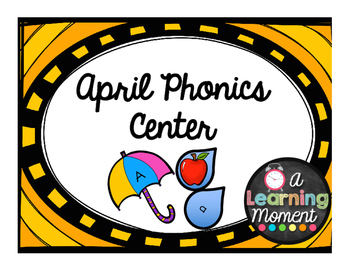 {April} Phonics Center
