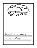 """April Showers Brings May..."" creative writing prompt"