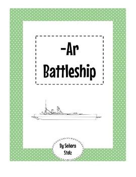 -Ar Verb Battleship