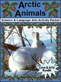 Arctic Animals Activities: Arctic Animals Winter Activity Packet