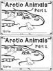 """Arctic Animals"" Emergent Readers and Response Activities"