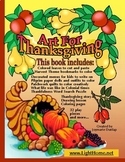 """Art for Thanksgiving"" Activity Book"