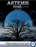 """Artemis Fowl"" Book One Novel Study"