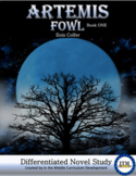"""Artemis Fowl"" Book One Novel Study"