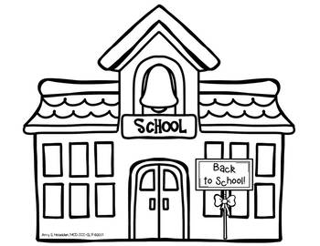 """""""Articulated"""" Back to School Speech Therapy All Sounds Print and Go"""