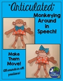 """Articulated"" Monkey Articulation Activity with all Sounds"