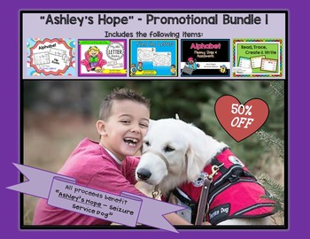 """Ashley's Hope"" - Promotional Bundle 1"