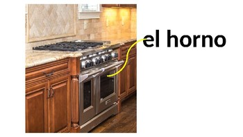 ¡Así se dice! Spanish Level 3 Capítulo 01 Cocina hispana OR Level 2 Capítulo 10