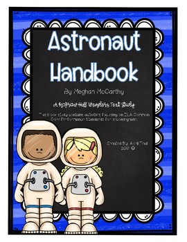 """Astronaut Handbook"" A McGraw Hill Wonders Book Study"