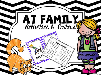 -At Family Words Center Activities
