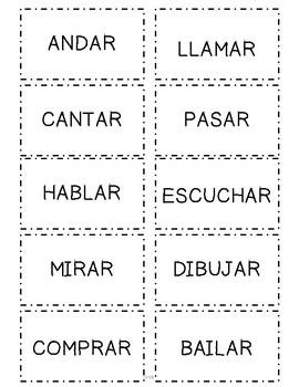 !Ataque! Verb Conjugation Game