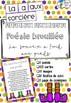 [Atelier d'écriture] Poésie brouillée - Ensemble grandissant