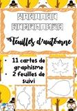 [Atelier graphisme] Feuilles d'automne