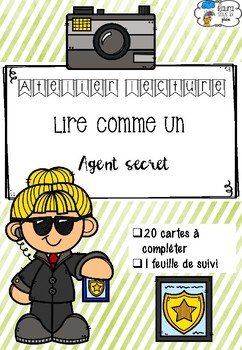 [Atelier lecture] Lis comme un agent secret