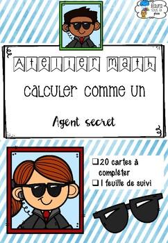 [Atelier math] Calculer comme un agent secret