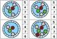 [Atelier math] Cartes à clip - Cookies de Noël