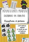 [Atelier math] Dizaines et unités d'Halloween