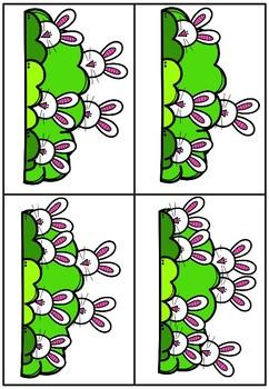 [Atelier math] Il manque des lapins!