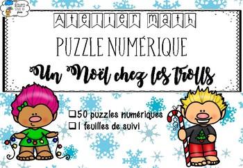[Atelier math] Puzzles numériques - Noël chez les troll