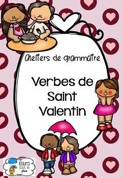 [Ateliers grammaire] Verbes Saint Valentin