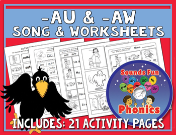 -Au & -Aw Worksheets