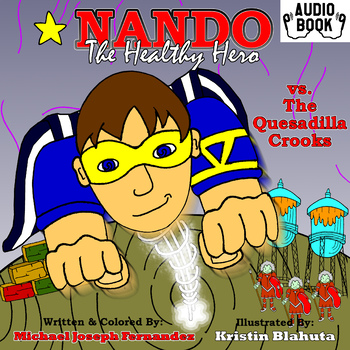 [Audiobook] Nando The Healthy Hero (Healthy Adventure)