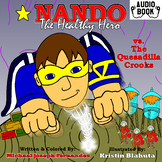 [Audiobook] Nando The Healthy Hero (Healthy Adventure)