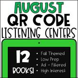 ☼August QR Code Listening Center☼