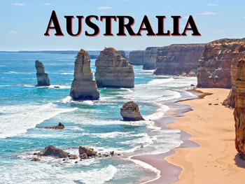 """""""Australia Song"""" Performance Track Video mp4 from """"Geography Songs"""" - Troxel"""