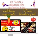 Autentico/Realidades 1 Para Mantener la Salud ( la comida