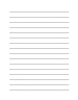 """""""Autumn Squash"""" Writing Sheets!  Autumn FUN! (Black Line)"""