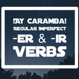 ¡Ay Caramba! Imperfect -er/-ir Verb Conjugations