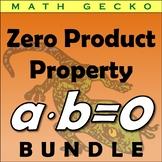 #B285 - Zero Product Property Bundle