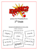 """BANG!"" 2nd Grade Houghton Mifflin Journeys Unit 5 Vocabulary Game Packet"