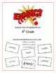 """BANG!"" 4th Grade Houghton Mifflin Journeys Unit 2 Vocabul"