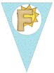 **BEACH Themed** SURF Small Group Reading Banner Decoration