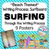 *BEACH Themed* SURFING Through the Writing Process {SURFBO