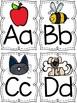 {BEACHY BURLAP} Journeys Kindergarten Focus Wall Set