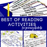 Favorite First Grade Reading Bundle